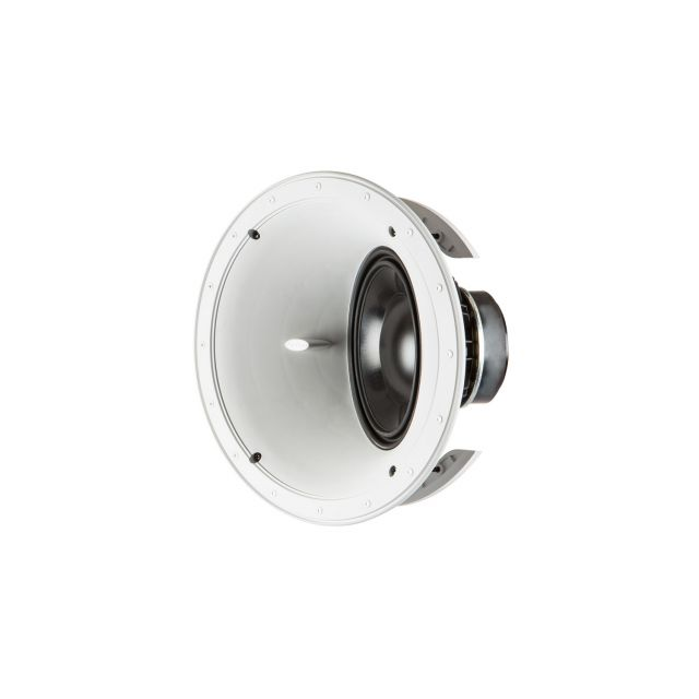 Paradigm PCS-80R In-Wall Speakers - Angle view shown without grille.