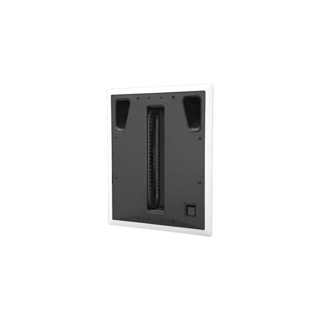 Paradigm RVC-12SQ In-Wall Speakers - Shown with grille off