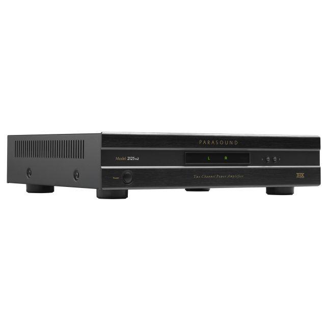 Parasound NewClassic 2125 v.2 Power Amplifier