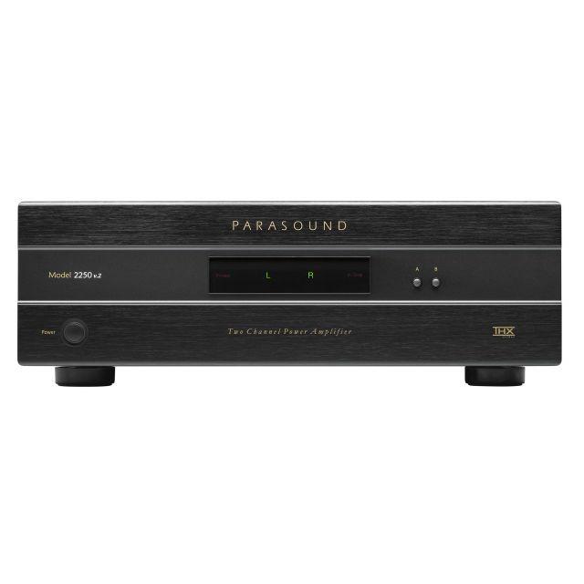 Parasound NewClassic 2250 v.2 Power Amplifier