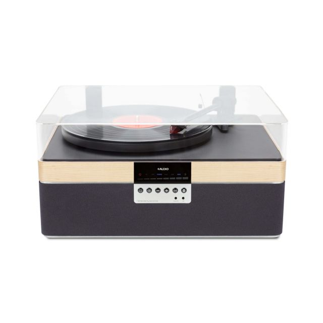 The+ Record Player Special Edition - Maple