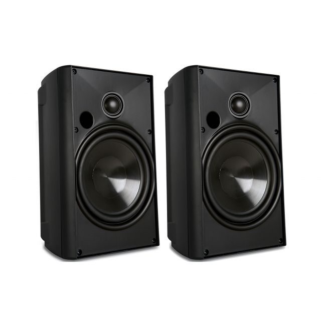 Proficient AW650 Outdoor Speakers - Front view.