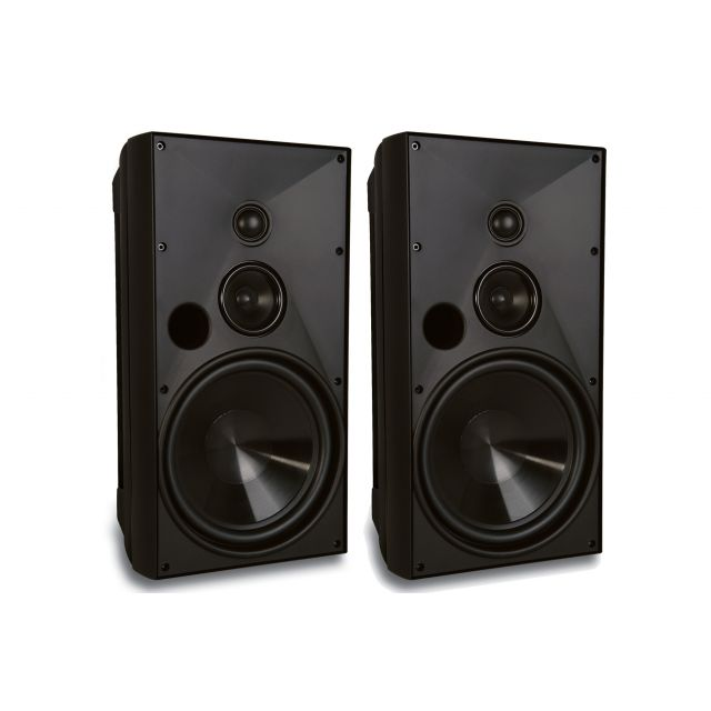 Proficient AW830 Outdoor Speakers - Front view.