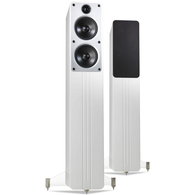 Q Acoustics Concept 40 Speakers - Front view