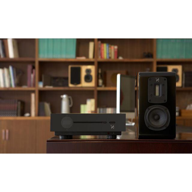 Quad S-2 Bookshelf Speakers