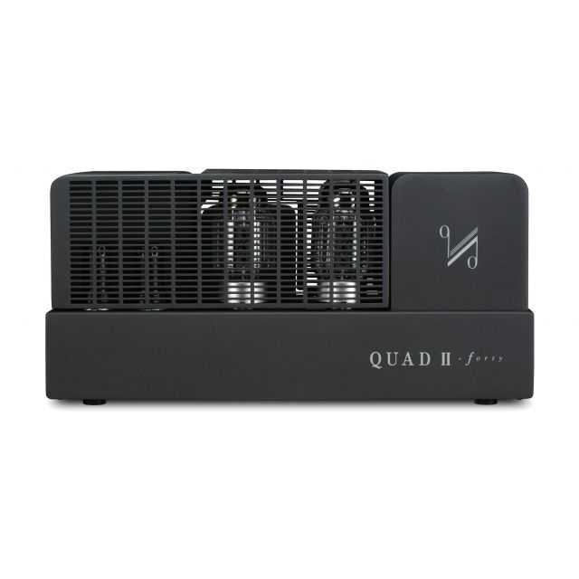 Quad II-40 Mono Power Amplifier - Front view (Price is for two).