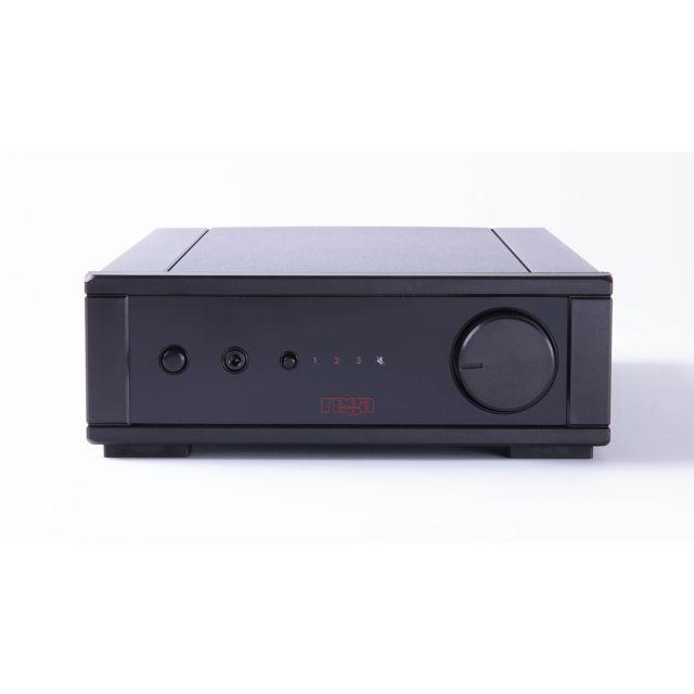 Rega io Stereo Amplifier - Front view