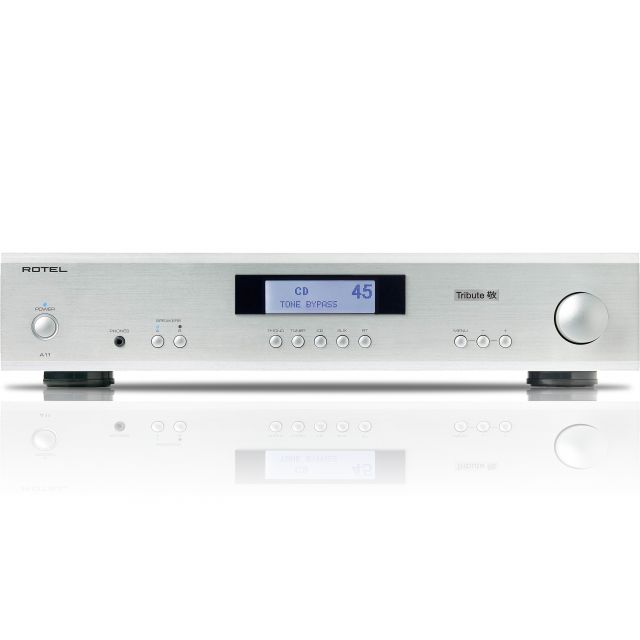 Rotel A11 Tribute Stereo Amplifier