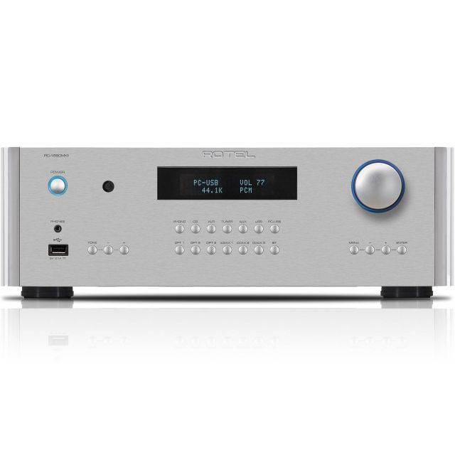 Rotel RC-1590 MKII Stereo Preamplifier