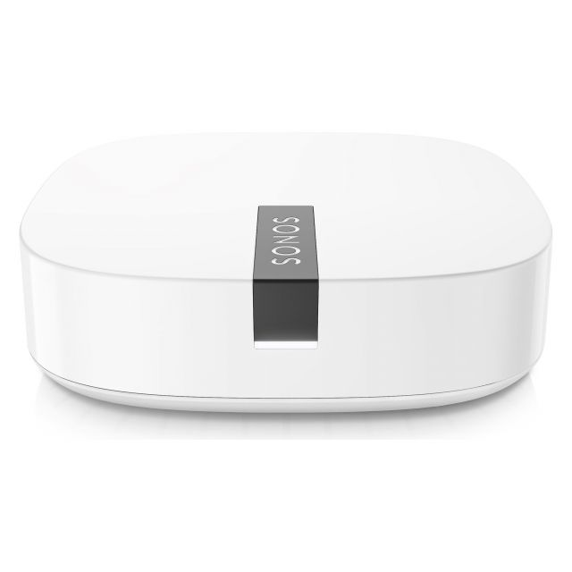 Sonos Boost Network Adapter For Sonos Devices - Front view.