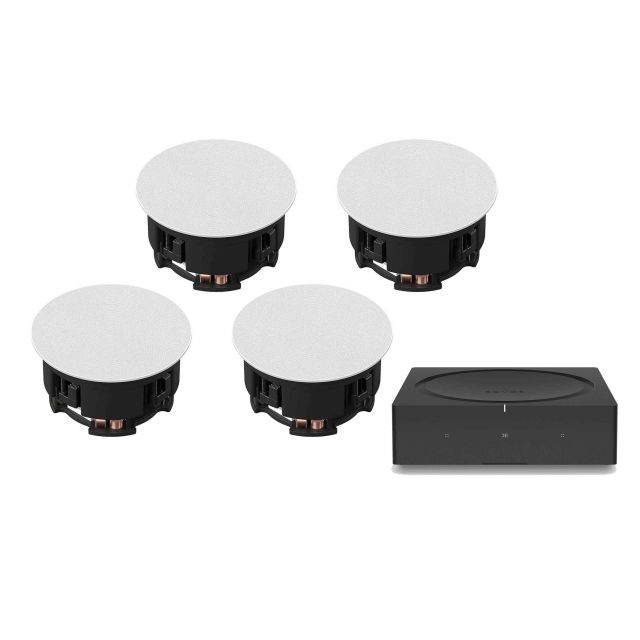 Sonos In-Ceiling Sound System