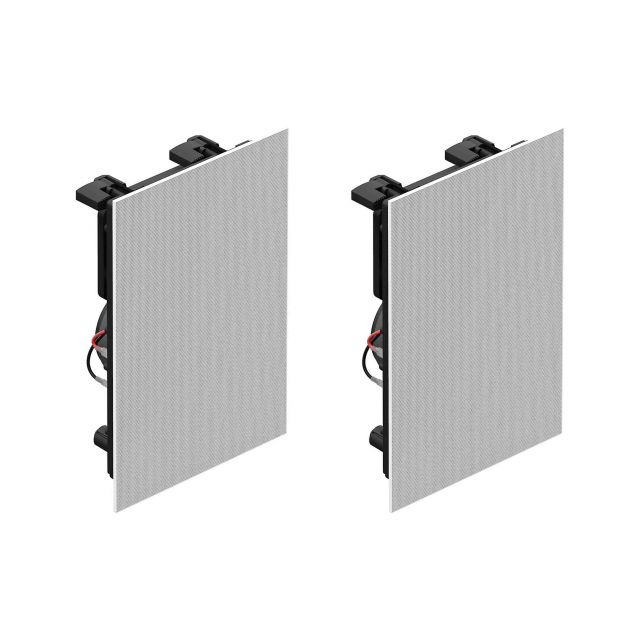Sonos In-Wall Speakers - Angle view