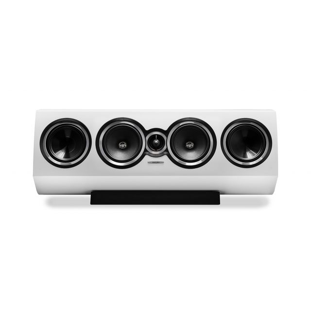 Sonus faber Sonetto Center II Centre Channel Speaker - Front view