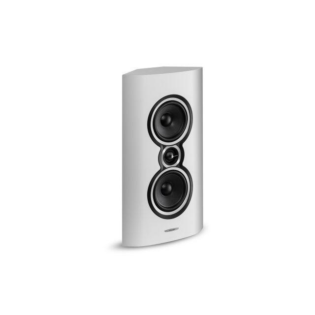 Sonus faber Sonetto Wall On Wall/Satellite Speaker - Front view
