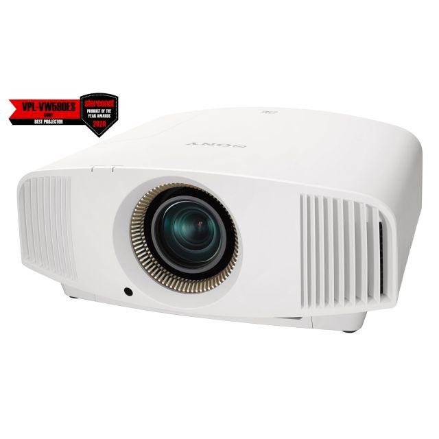 Sony VPL-VW590ES 4K Projector - Winner of Stereonet Best Projector 2020