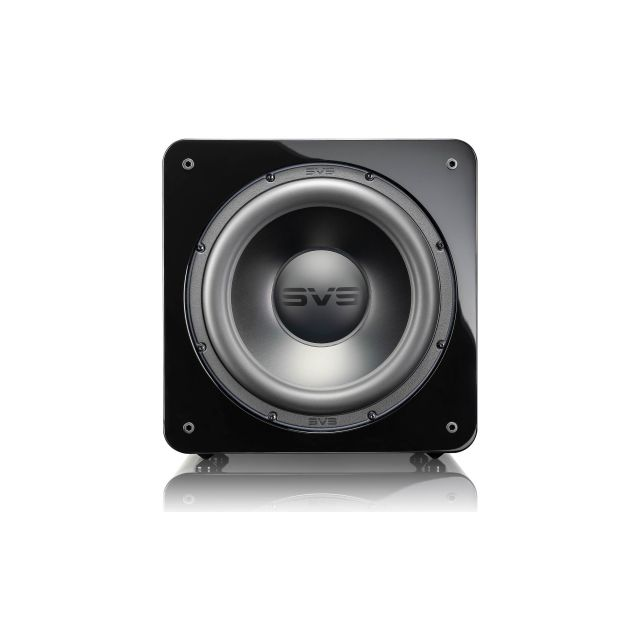 SVS SB-2000 Pro Subwoofer - Front view with grille removed