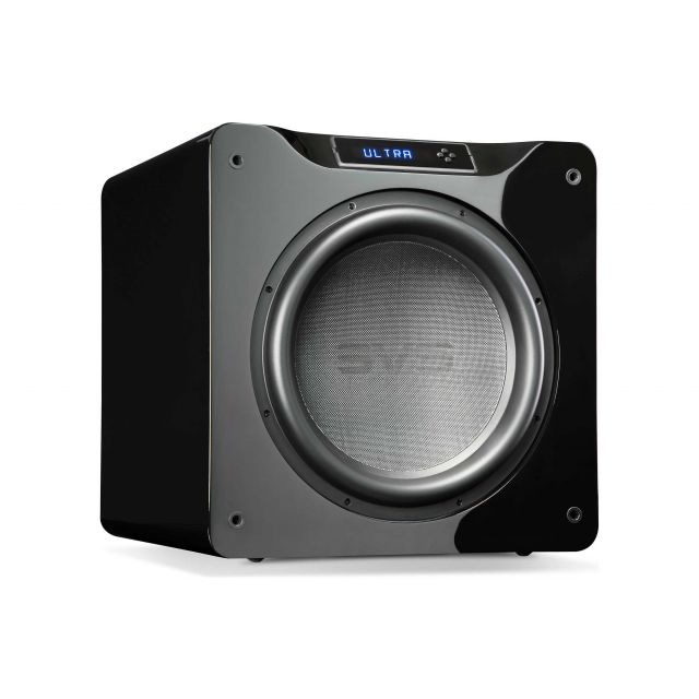 SVS SB-16 Ultra Subwoofer - Front angle view