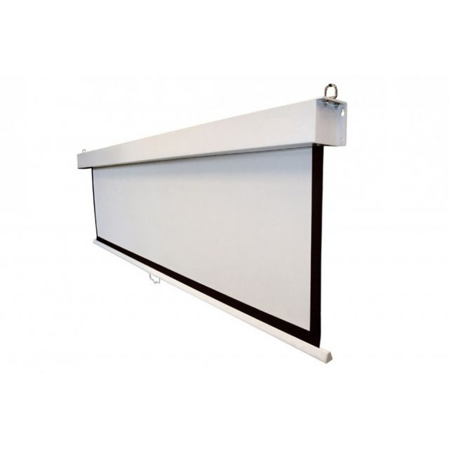 """Tauris 110"""" 16:9 HDTV Manual Pull Down Projector Screen"""