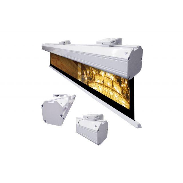 "Tauris 120"" 16:9 HDTV Motorised Projector Screen."