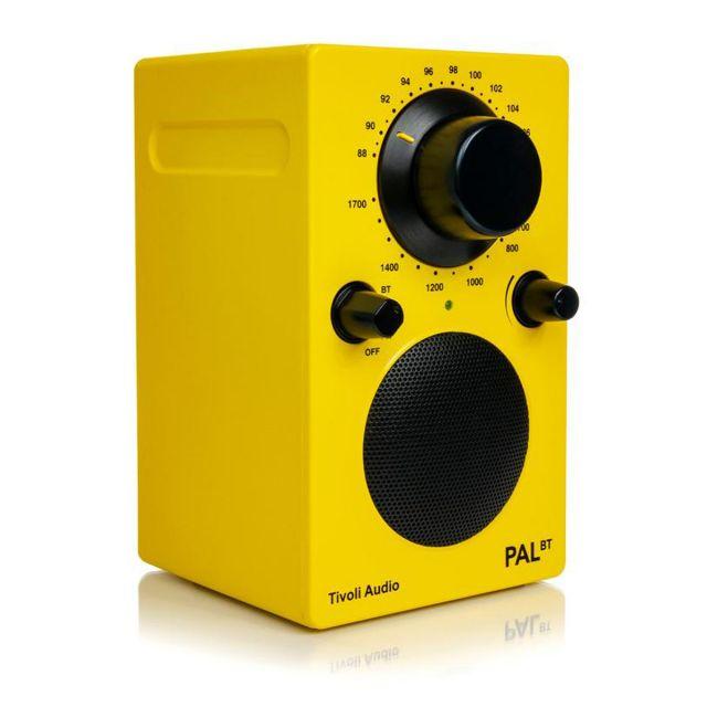 Tivoli Audio PAL BT - Portable AM/FM Radio With Bluetooth