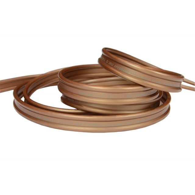 van den Hul D352 Hybrid Speaker Cable - Purchase by the metre.