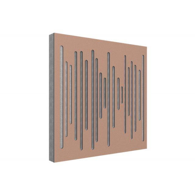 Vicoustic Wavewood Diffuser Ultra Acoustic Panels - Metallic Copper