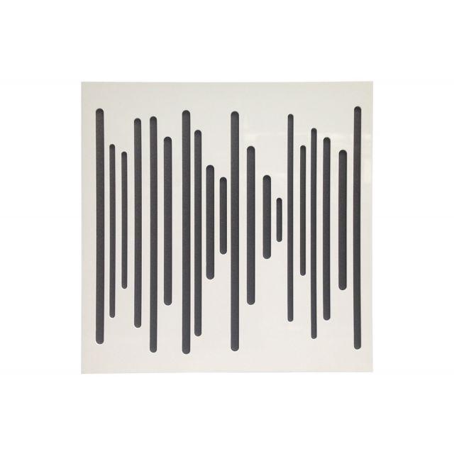 Vicoustic Wavewood Acoustic Panel - White Matt