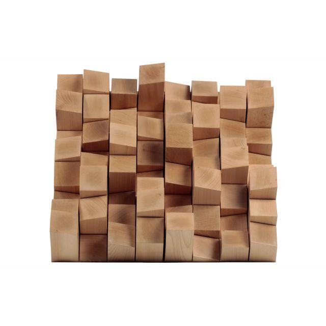 Vicoustics Multifuser Wood MKII 64 Acoustic Panel (Natural Wood)
