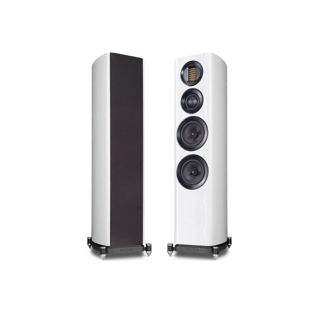 Wharfedale Evo 4.3 Speakers - Front view