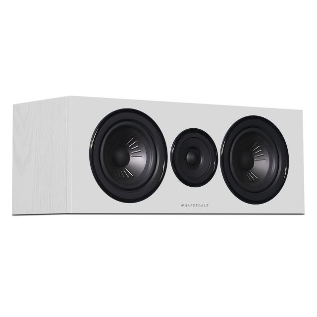Wharfedale Diamond 12.C Centre Speaker - Big sound from a compact Centre Channel