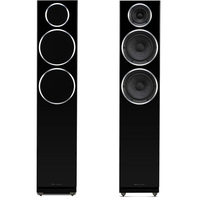 Wharfedale Diamond 230 Speakers - Front