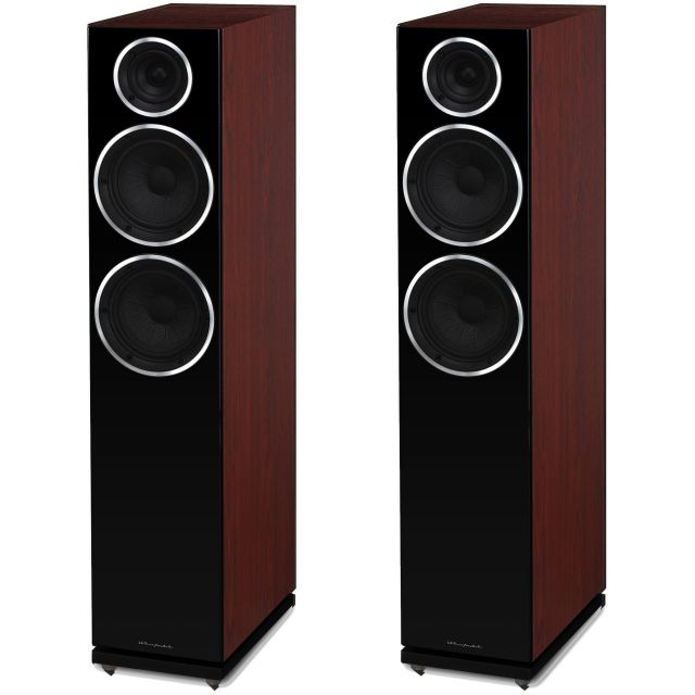 Wharfedale Diamond 230 Speakers - Front angle
