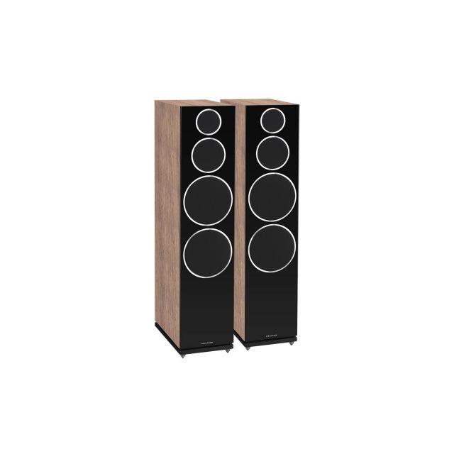 Wharfedale Diamond 250 Floor Standing Speakers - Angle view