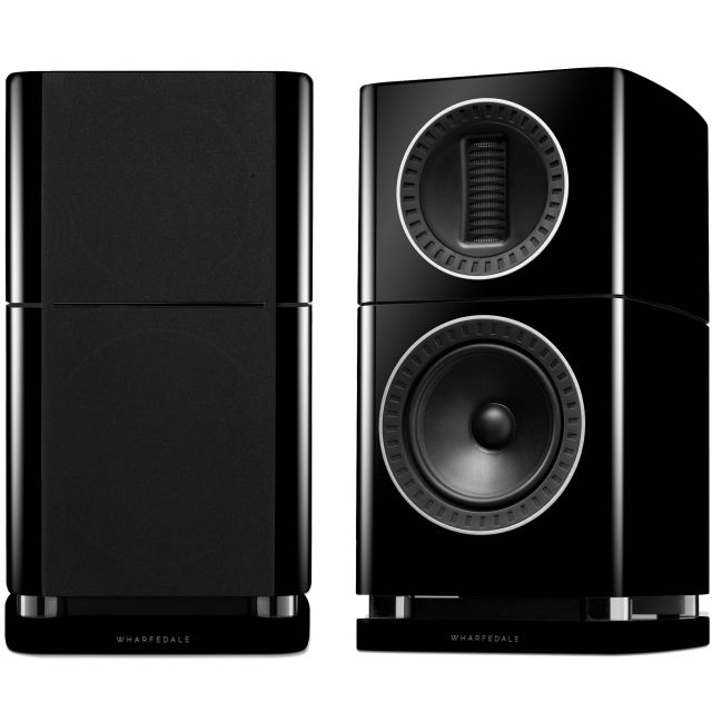 Wharfedale Elysian 1 Stand Mount Speakers
