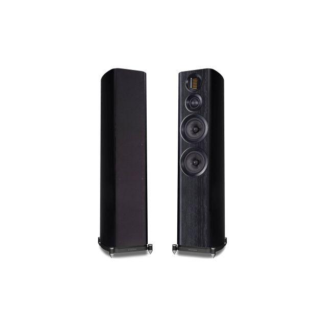 Wharfedale Evo 4.4 Floorstanding Speakers - Front view