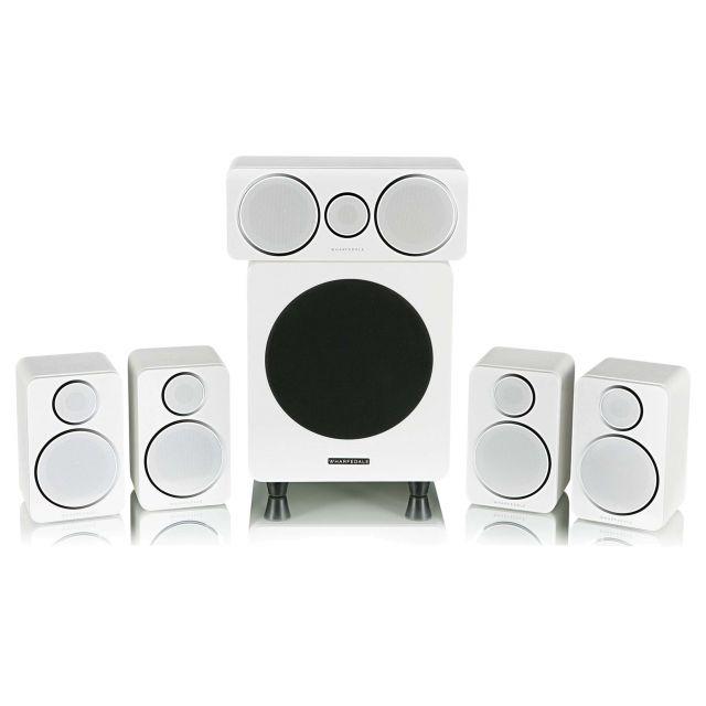 Wharfedale DX-2 Moviestar 5.1 Speaker System