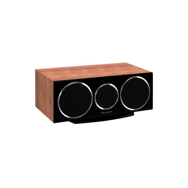 Wharfedale Diamond 220C Centre Channel Speaker - Angle view.