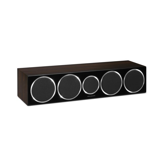 Wharfedale Diamond 240C Centre Channel Speaker - Angle view.