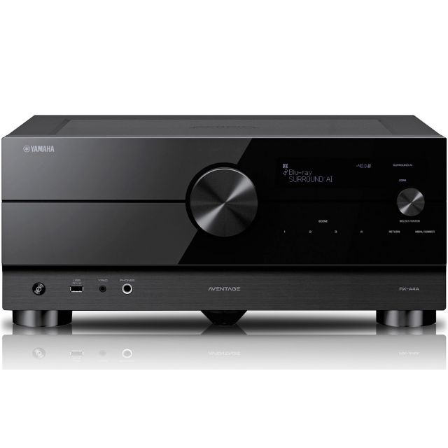 Yamaha Aventage RX-A8A Home Theatre Receiver - Front