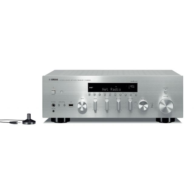 Yamaha R-N803D Stereo Receivers - Front view